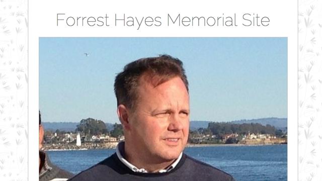 alix Catherine Tichelman, google exec, Alix Tichelman, Forrest Timothy Hayes, forrest hayes, forrest hayes murder, forrest hayes memorial site