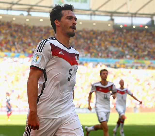 Mats Hummels Germany World Cup