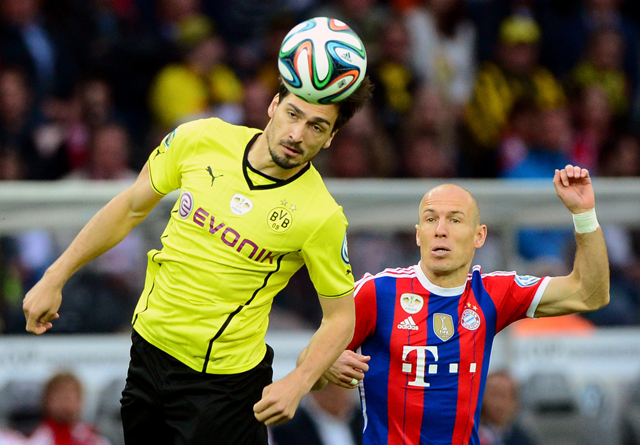Mats Hummels Germany Borussia Dortmund