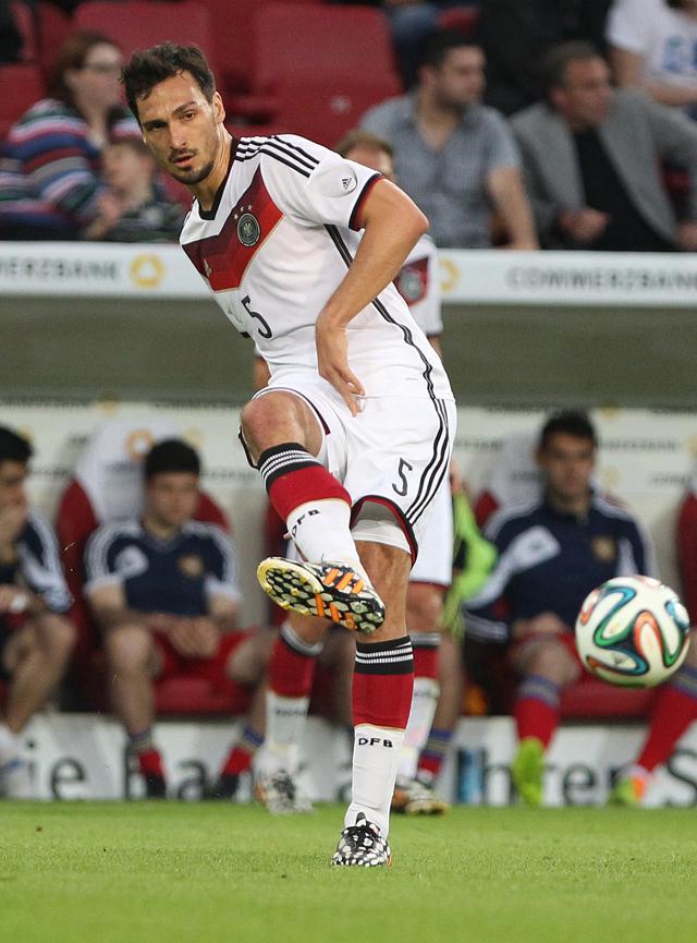 Mats Hummels Germany Argentina