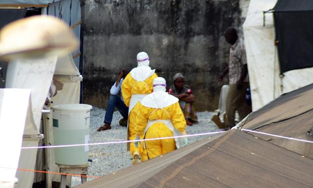 Sheik Umar Khan Chief Ebola Doctor Sierra Leone Contracts Ebola