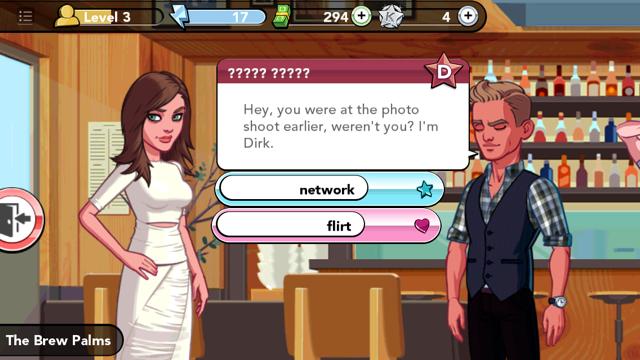 Kim Kardashian Hollywood Game Dating Celebrities