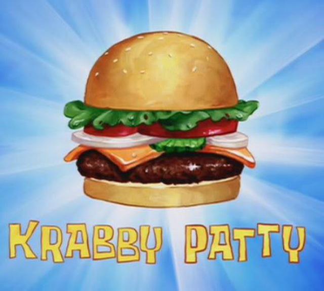 krabby patty, krusty krab restaurant, spongebob squarepants