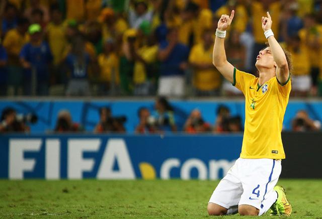 David Luiz Goal, David Luiz Religion