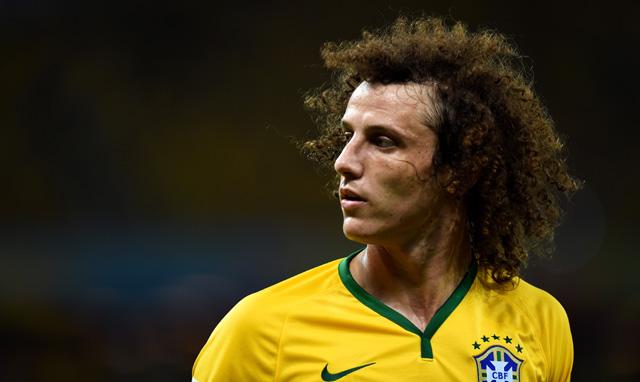 David Luiz Hair