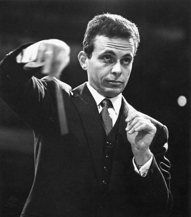 Lorin Maazel conductor RIP