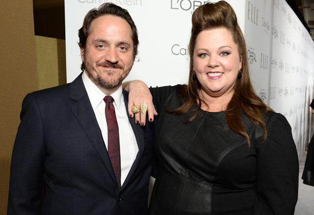 Melissa McCarthy husband, melissa McCarthy Ben Falcone Tammy