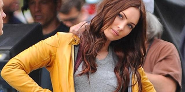 TMNT 2014 Megan Fox