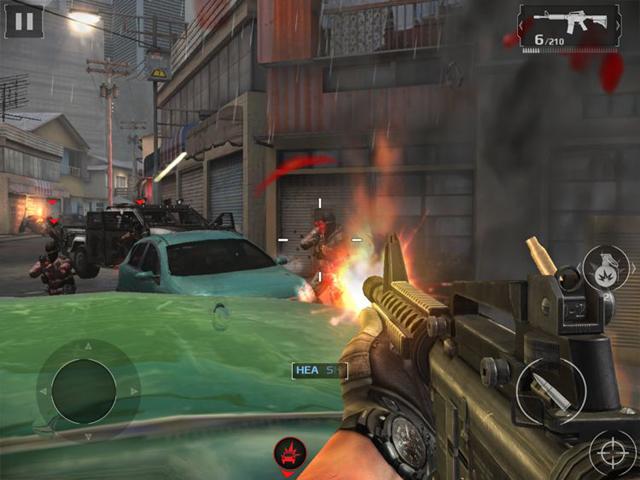 Modern Combat 5 Tips