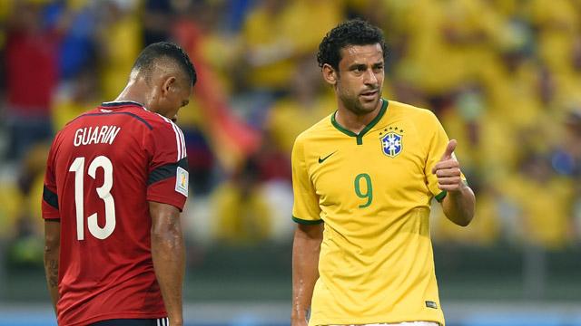 fred, brazil national team
