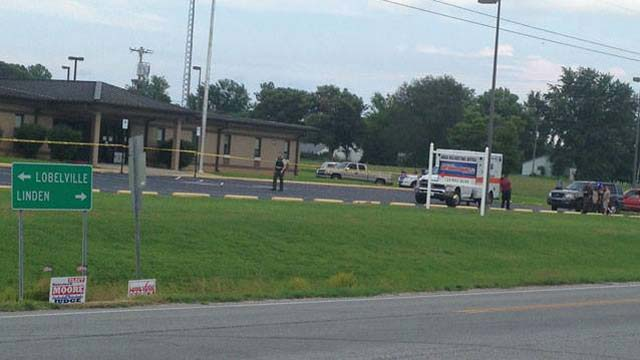 Tennessee National Guard Shooting