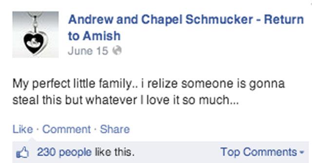 andrew and chapel wedding