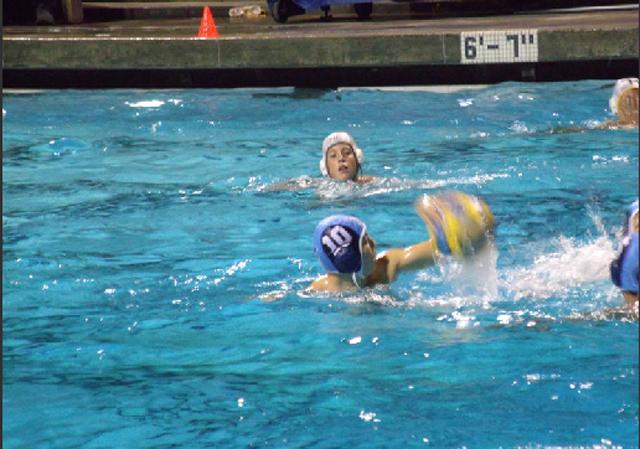 Matthew Burdette Water Polo