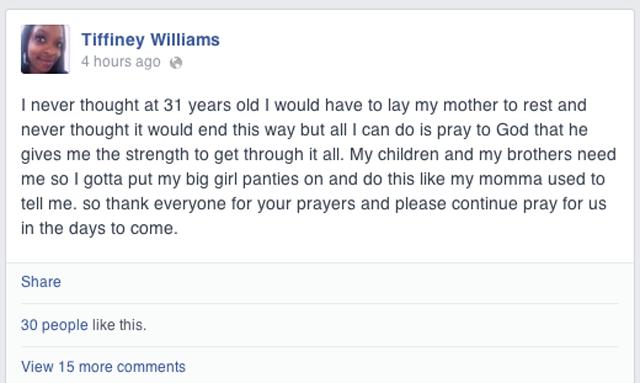 Rebecca Degrafreed Facebook