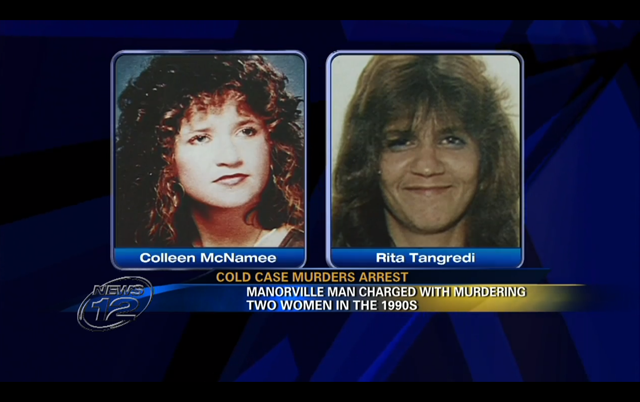 Colleen McNamee Rita Tangredi Murder Suspect