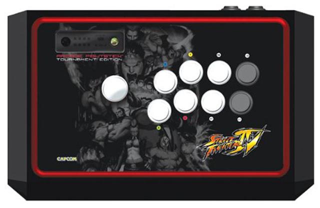 Street Fighter Arcade Stick