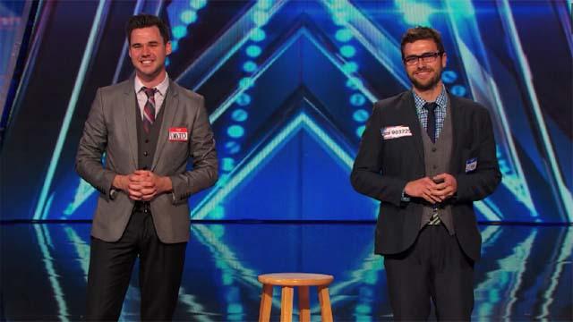 david and leeman, david and leeman america's got talent