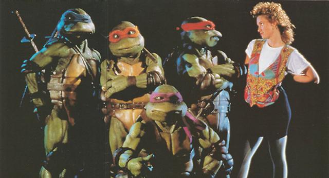 TMNT 1990 Film