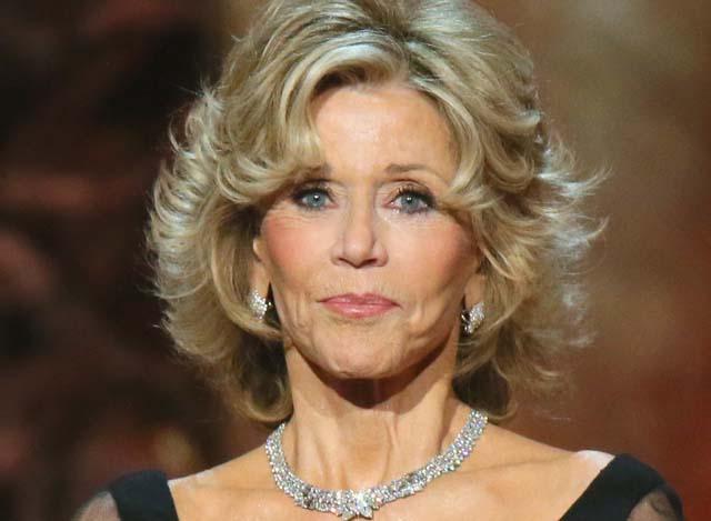 Jane Fonda model, Jane Fonda Eileen Ford
