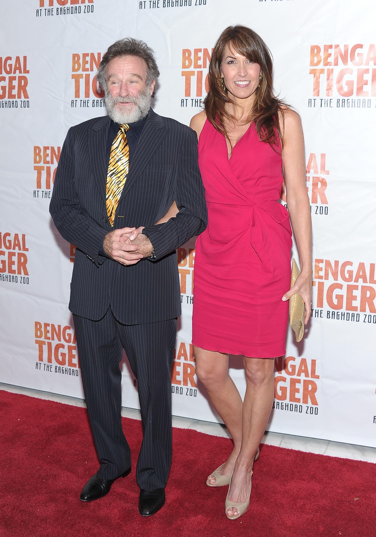 Susan Schneider, Susan Schneider Graphic Designer, Robin Williams Wife Susan Schneider, Robin Williams Death, Susan Schneider, Robin Williams Widow