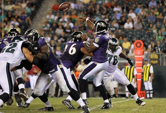 Tyrod Taylor Ravens