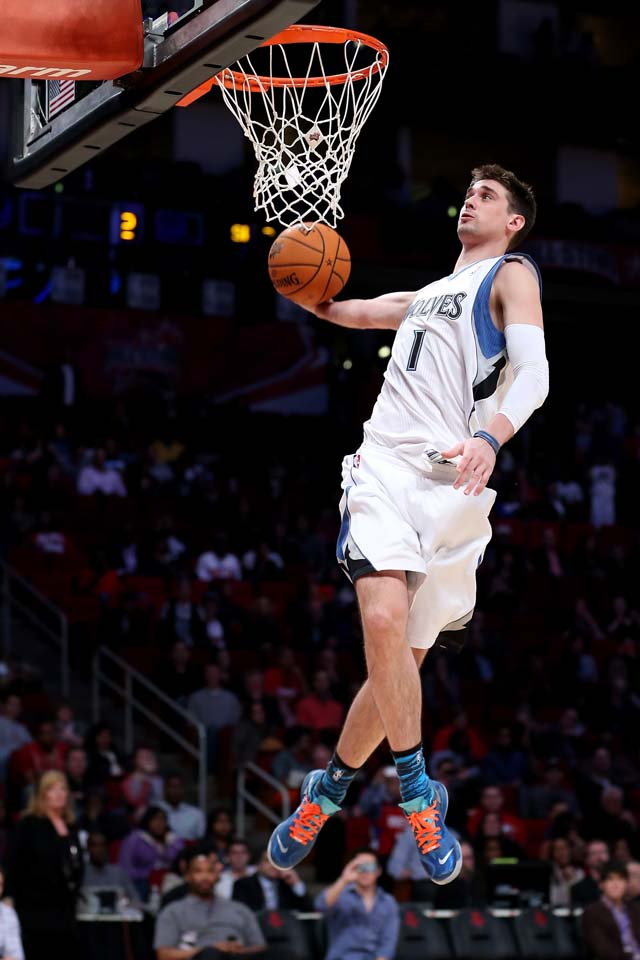 Alexy Shved Trade