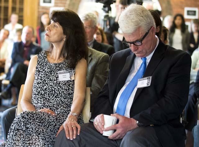 James Foley Parents