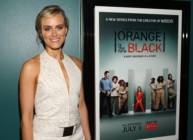 Taylor Schilling, Taylor Schilling Emmys 2014, Taylor Schilling Emmy Awards 2014, Taylor Schilling OITNB, Taylor Schilling Orange Is The New Black