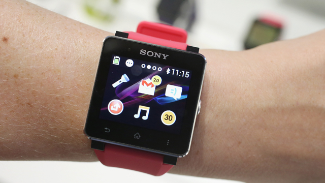 sony, smart watch, smartwatch 2, smartwatch 3, sony smartwatch 3, sony berlin ifa, ifa, ifa 2014, sony ifa 2014