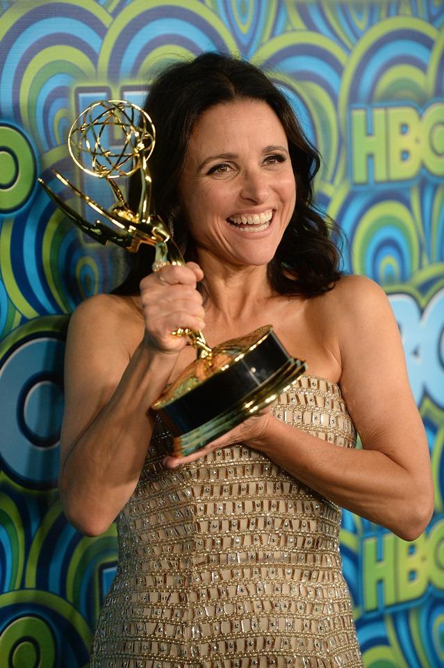 Julia Louis Dreyfus, Julia Louis Dreyfus Veep, Julia Louis Dreyfus Emmys 2014, Julia Louis Dreyfus Emmy Awards 2014