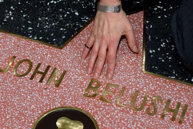 John Belushi Robin Williams