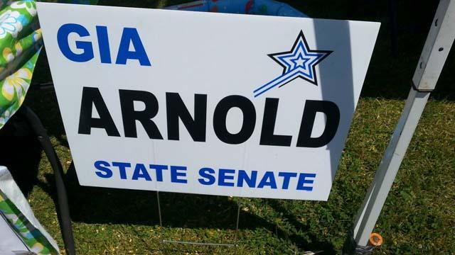 Gia Arnold State Senate