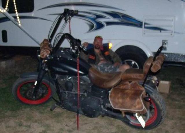 Tommy Lee Travis Motorcycles