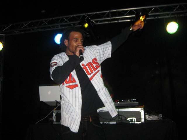 Douglas McCain Rapper