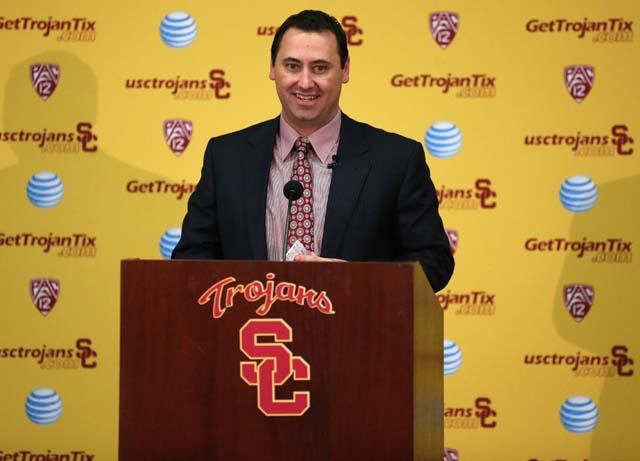 Steve Sarkisian Coach