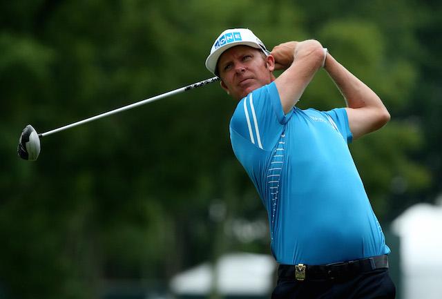 Mikko Ilonen PGA Championship