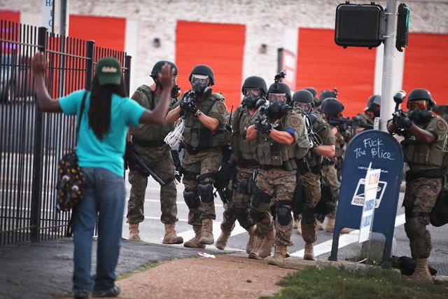 ferguson police, riots in missouri, michael brown killed