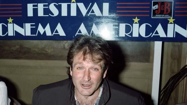 Robin Williams Addiction