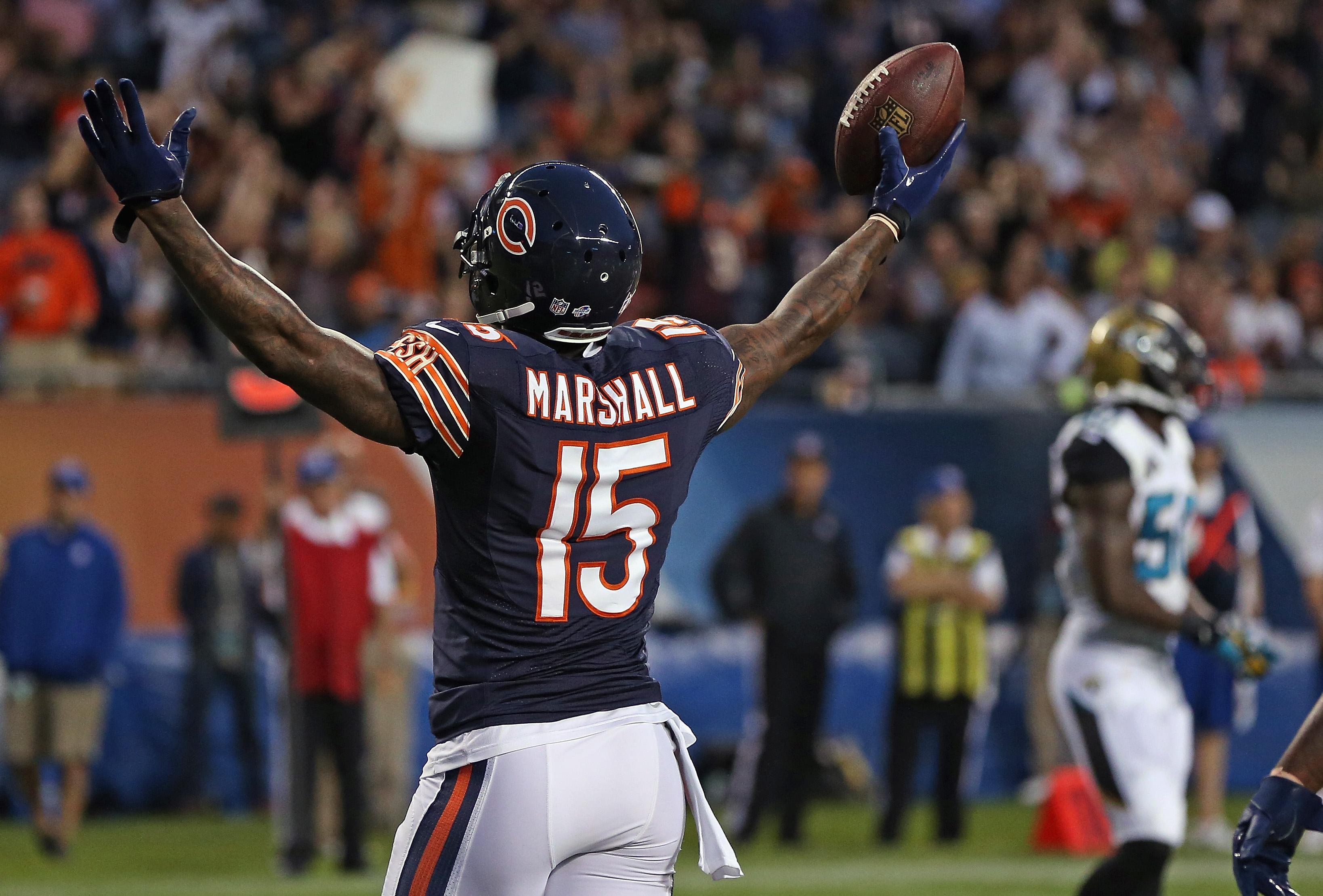 Brandon Marhsall touchdown