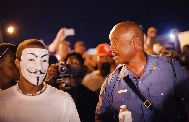 Ron Johnson Anonymous