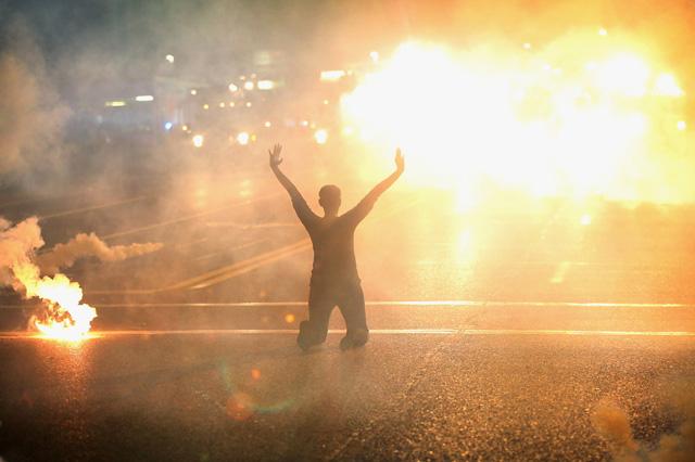 ferguson protests, michael brown shooting, darren wilson