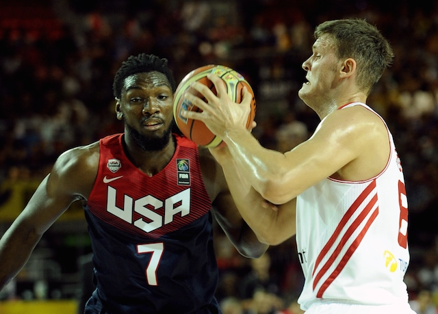 USA vs. Turkey, FIBA World Cup