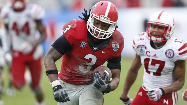 Todd Gurley, Georgia Bulldogs