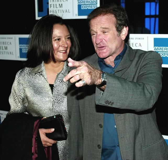Marsha Garces, Marsha Garces Williams, Marsha Williams, Robin Williams Wife, Robin Williams Ex-Wife Marsha Garces, Robin Williams Ex Wife Marsha Garces