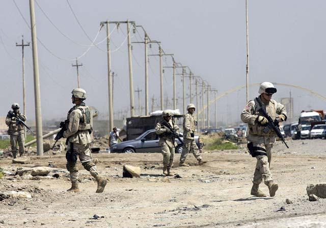 Task Force Black in Iraq