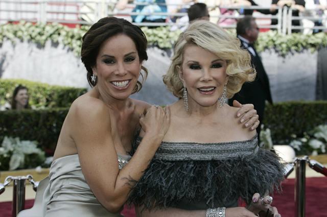 Melissa Rivers, Melissa Rivers Eulogy, Joan Rivers Eulogy, Joan Rivers Funeral, Melissa Rivers Letter To Joan