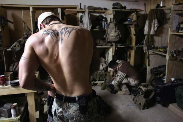 Task Force Black SAS Pics