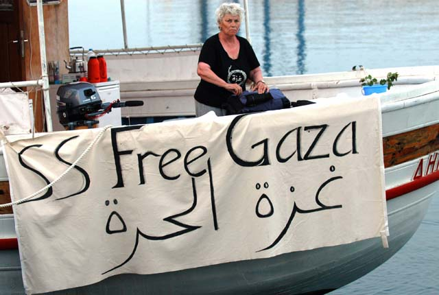 Hedy Epstein Palestine