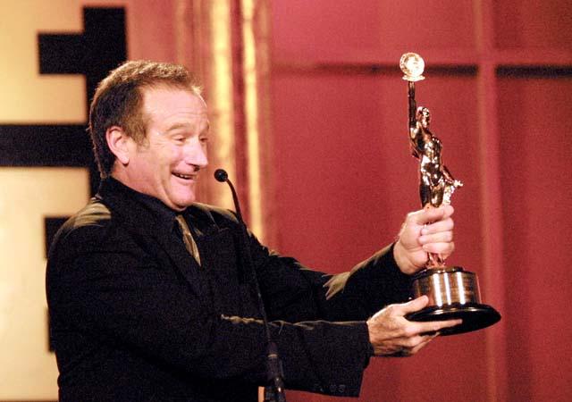 Robin Williams Awards