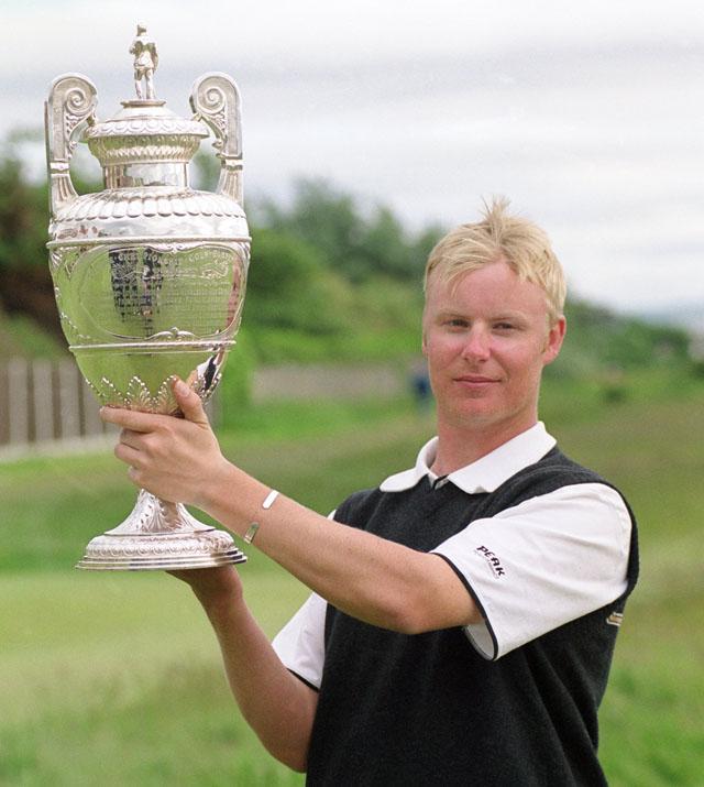Mikko Ilonen British Amateur